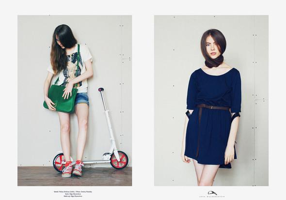 Изображение 14. Летняя коллекция рюкзаков от Asya Malbershein.. Изображение № 3.