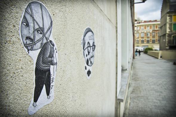 Стрит-арт от Iemza. Изображение № 7.