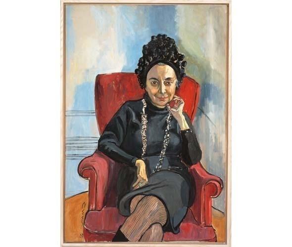 Изображение 64. Черты лица: 10 портретистов.. Изображение № 71.