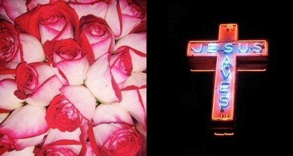 Только потому что крест-часть вторая. Изображение № 156.