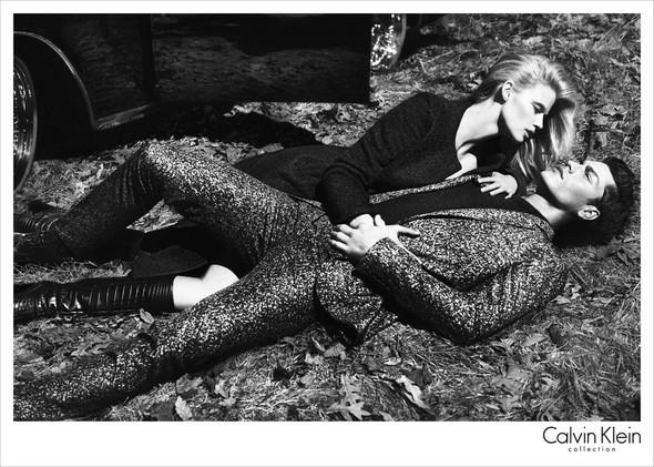 Рекламные кампании Calvin Klein Осень-Зима 2012. Изображение № 5.