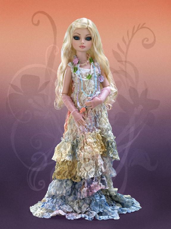 Изображение 2. Эллоувайн - fashion-кукла, ведущая блог.. Изображение № 4.