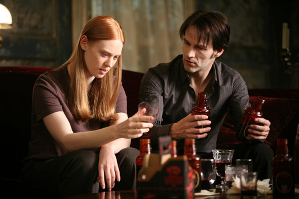 Real blood is for suckers. True Blood. Изображение № 15.