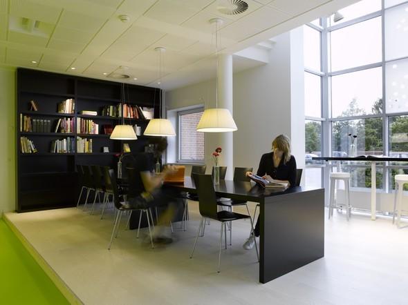 Позитивный офис компании LEGO. Изображение № 1.
