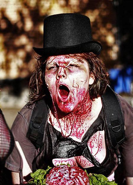 Zombie Walk. Изображение № 19.