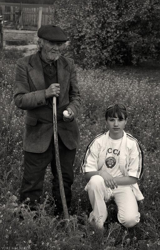 Портреты Юрия Мельникова. Изображение № 21.