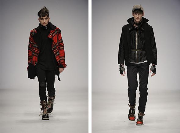 London Fashion Week AW 10: День шестой. Изображение № 5.