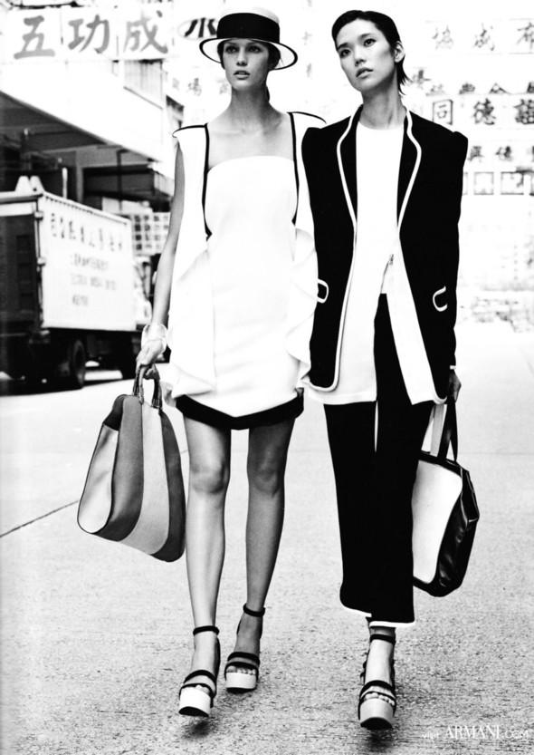 Превью кампаний: Dolce & Gabbana, Emporio Armani, Givenchy и другие. Изображение № 2.