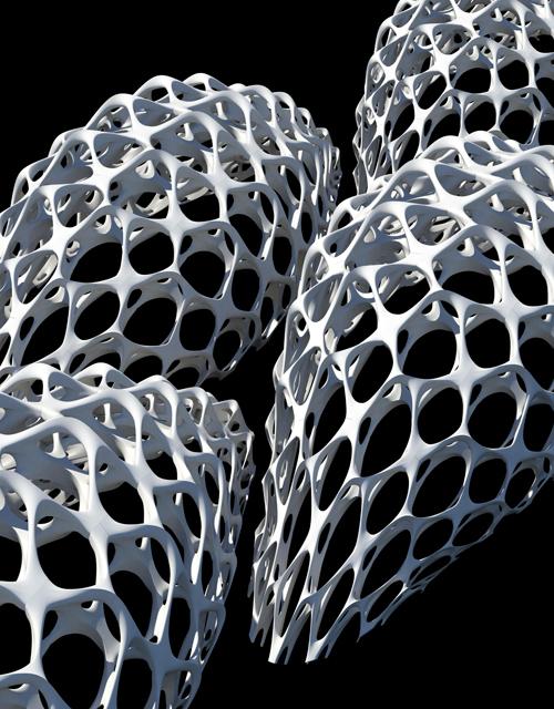 Архитектурный морфогенез MRGD. Изображение № 26.