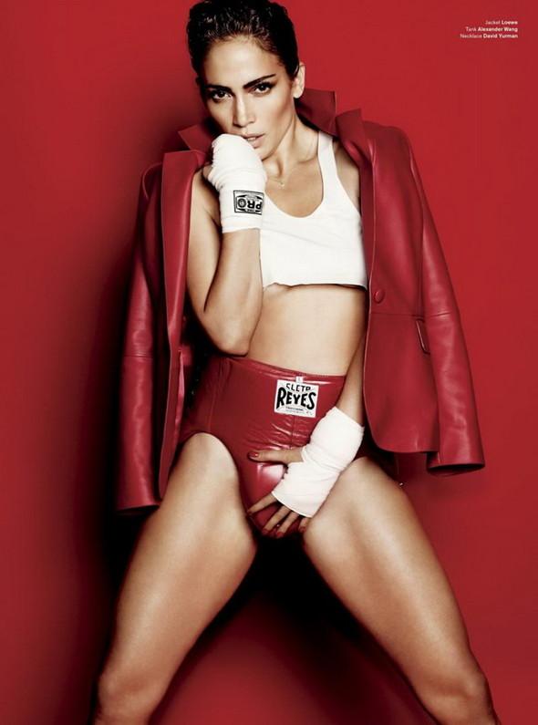 Дженнифер Лопес для V Magazine. Изображение № 2.