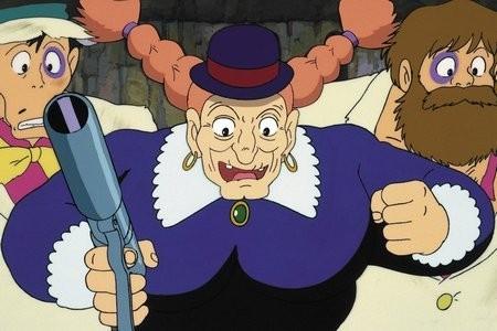 Добрый волшебник, Хаяо Миядзаки. Изображение № 21.