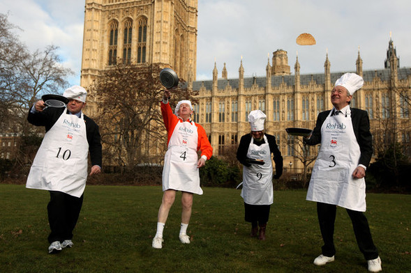 Англия: блины и политика. Изображение № 7.