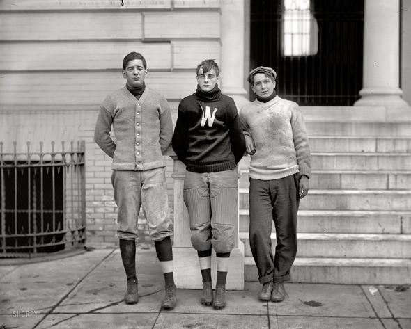 Изображение 2. Sports in USA 1899-1937 years.. Изображение № 2.