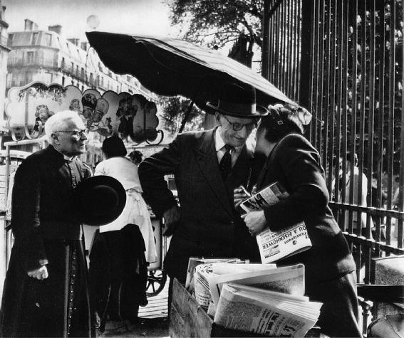 Robert Doisneau. Изображение № 18.