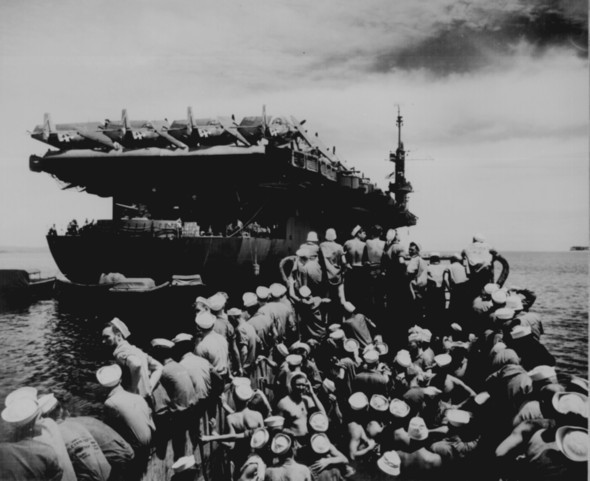 Вторая мировая. Фотокалейдоскоп. Изображение № 24.