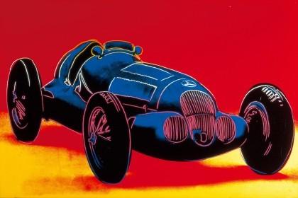 Автомобиль как искусство. Энди Уорхол. Изображение № 9.