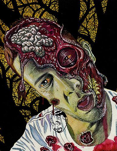 Зомби-портреты. Модно, качественно инедорого. Изображение № 5.