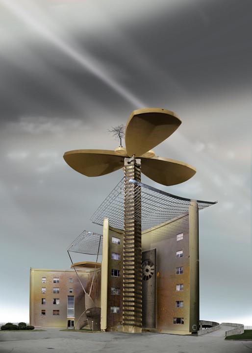 Мечты о другой жизни: Архитектура на грани реальности. Изображение № 7.