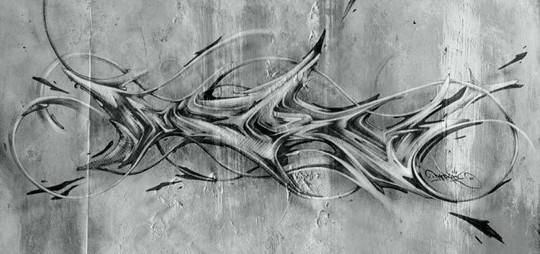 Интервью с граффити райтерами: Morik1. Изображение № 29.