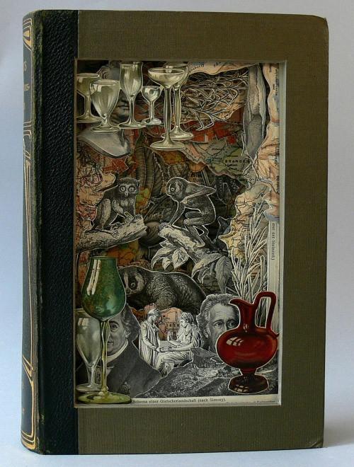 Книжные работы Alexander Korzer-Robinson. Изображение № 17.
