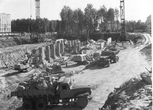 Заброшенный советский большой адронный коллайдер. Изображение № 6.