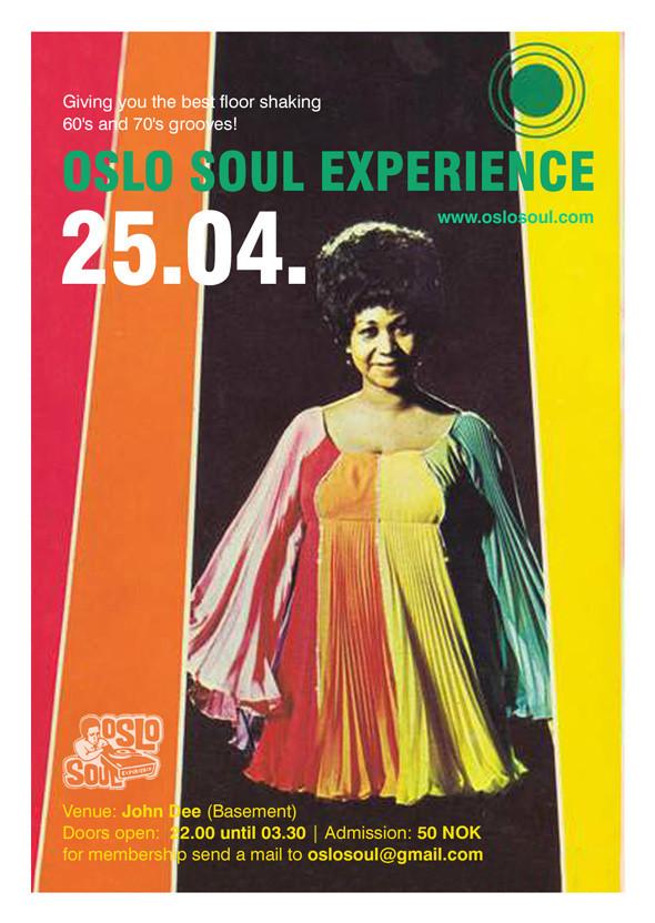 DJ BJOERN ESPEN (OSLO SOUL EXPERIENCE). Изображение № 13.