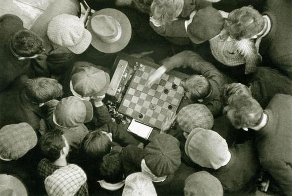 Шахматный турнир, 1935 г.. Изображение № 33.