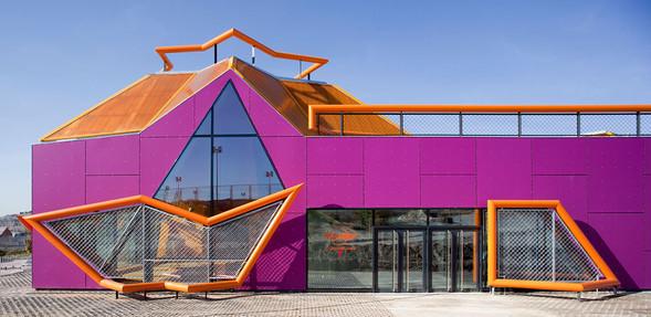 Молодежный центр Rivas Vaciamadrid. Изображение № 5.