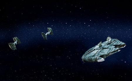 Звездные воины избаксов. Изображение № 10.