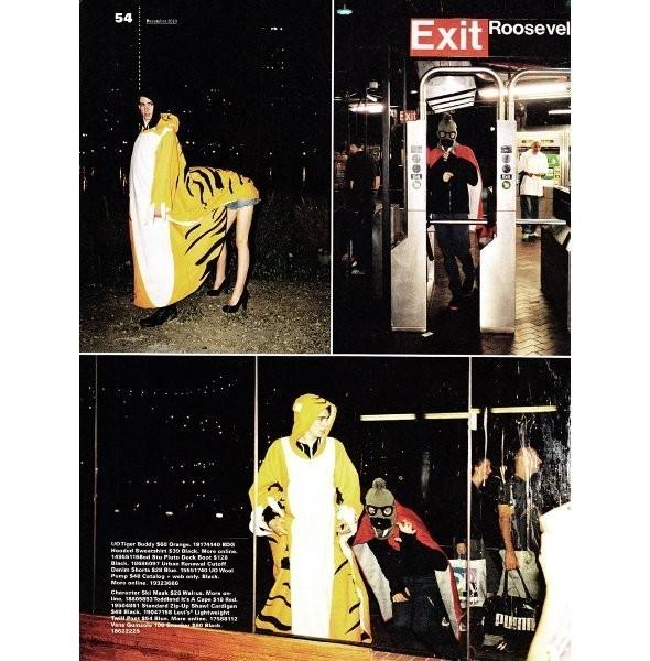 Изображение 16. Мужские лукбуки: Pull & Bear, Urban Outfitters и Sibling.. Изображение № 16.