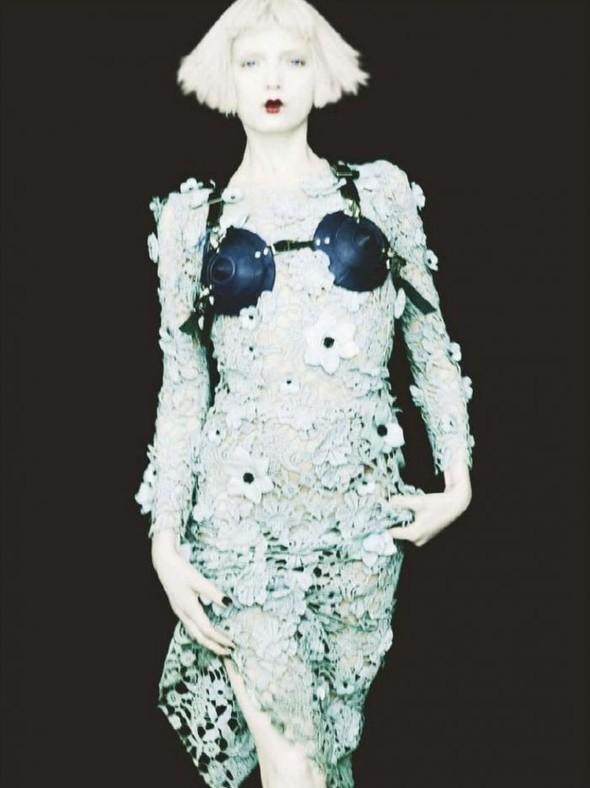 Съемки: Vogue, Numero, Tush и другие. Изображение №25.