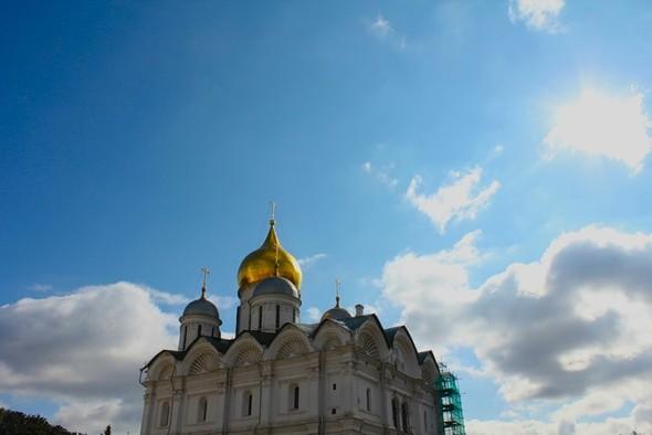 Интересные места России - Московский Кремль. Изображение № 9.