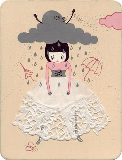 Милые уродцы виллюстрациях Sandra Juto. Изображение № 4.