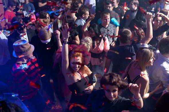 Helloween в клубе Circus. Изображение № 1.