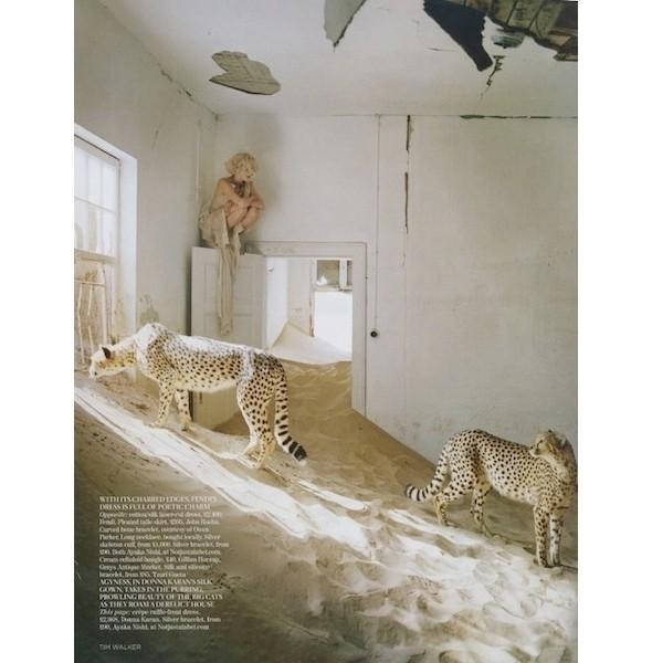 Изображение 28. Съемки: Harper's Bazaar, Marie Claire, Vogue и W.. Изображение № 28.