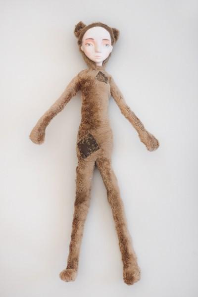 Perhydrol-куклы и броши Алены Беляковой. Изображение № 2.
