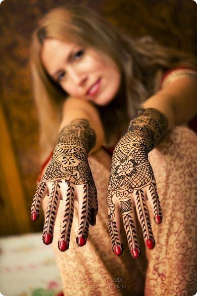 Надя иЧаранджит – Индийская сказка. Изображение № 6.