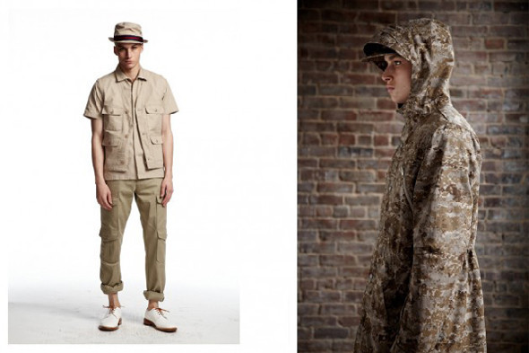 Woolrich Woolen Mills Spring/Summer 2013 Collection. Изображение № 31.