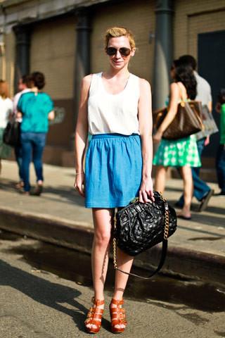 Street style изНью-Йорка. Изображение № 17.