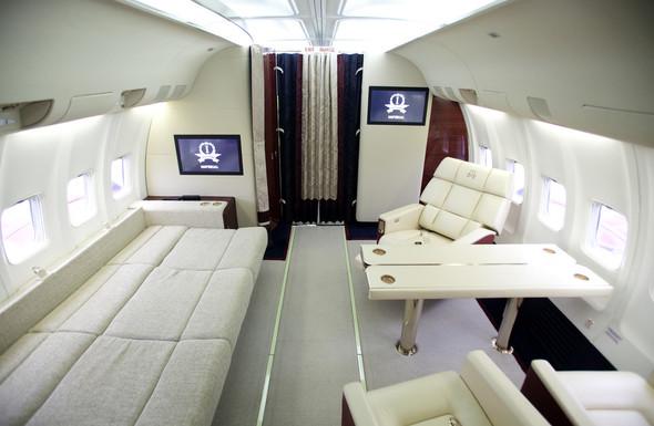 """Новый самолет Boeing 737-500 Imperial АК """"Трансаэро"""". Изображение № 4."""