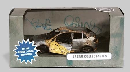 Индивидуально сожженые коллекционные модели автомобилей. Изображение № 4.