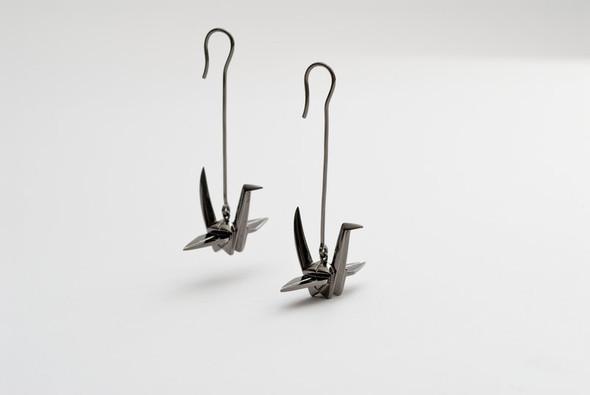 Origami Jewellery. Изображение № 11.