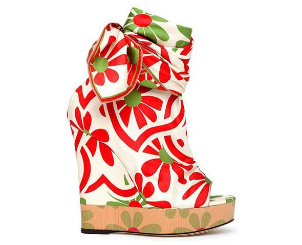 Модная обувь весна-лето 2012 от D&G. Изображение № 11.