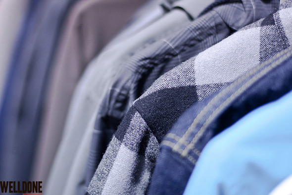 """Новый магазин одежды """"Welldone"""" в FLACON'е. Изображение № 41."""