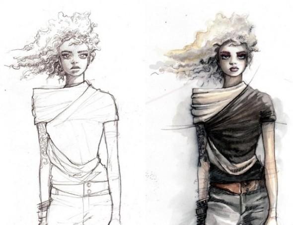 Kathryn Elyse. Fashion Illustrations. Изображение № 2.