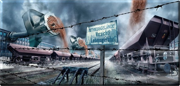 Креативная реклама от Ули Штайгера. Изображение № 21.