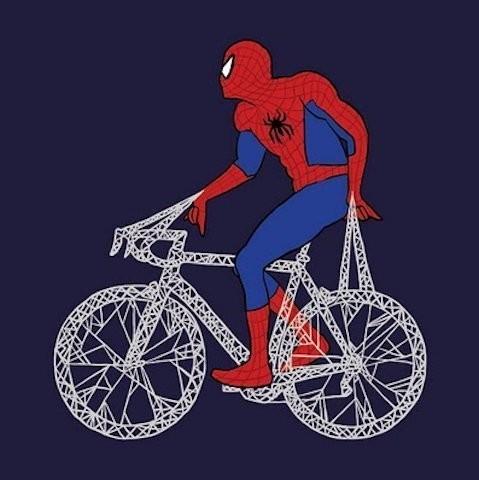 Изображение 2. Велосипеды Майка Джууса.. Изображение № 2.