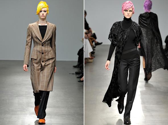 Показы Paris Fashion Week FW 2012: День 5. Изображение № 5.