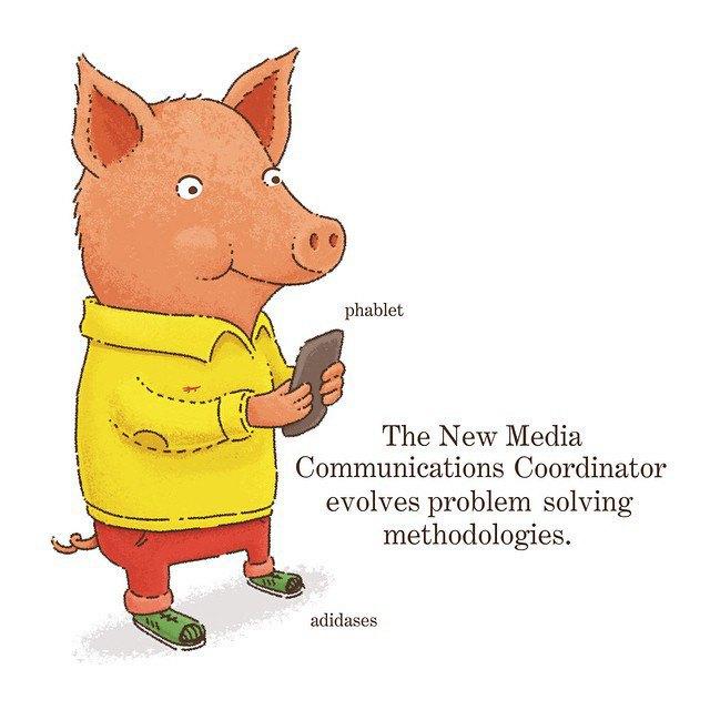 «Координатор по коммуникациям в новых медиа развивает методологию решения проблем». Изображение № 4.