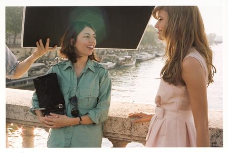 Рекламная кампания Miss Dior Cherie. Изображение № 1.